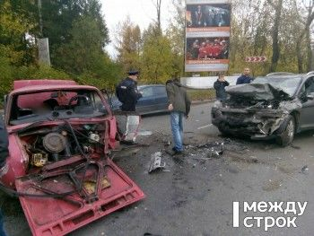 В ГИБДД Нижнего Тагила рассказали подробности страшной аварии на Индустриальной