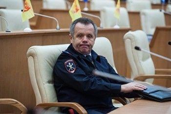 Экс-замглавы свердловского главка Владимир Романюк задержан в Москве