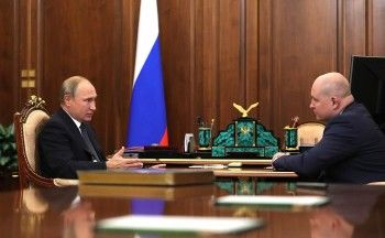 Путин назначил исполняющего обязанности главы Хакасии