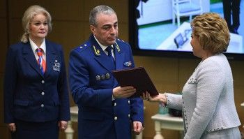 При крушении вертолёта вКостромской области погиб заместитель генпрокурора РФ