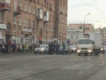 В центре Нижнего Тагила сбили пешехода