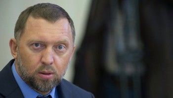 СМИ сообщили о заморозке активов Олега Дерипаски в США