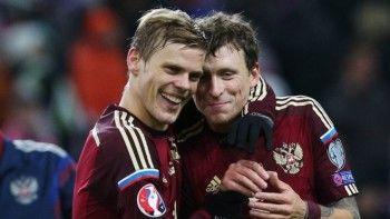 Футболистов Кокорина и Мамаева обвинили в избиении федерального чиновника (ВИДЕО)