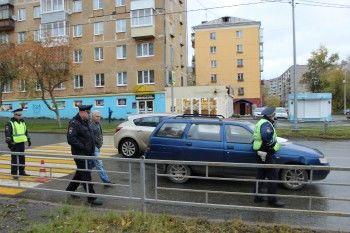 В Нижнем Тагиле на пешеходном переходе ВАЗ сбил 70-летнюю пенсионерку