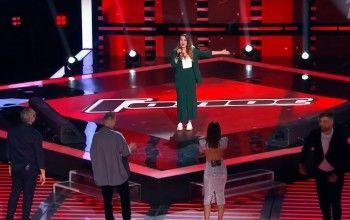 Шнур, Баста, Ани Лорак и Меладзе станцевали на шоу «Голос» под песню тагильчанки (ВИДЕО)