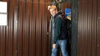 Алексей Навальный вышел насвободу