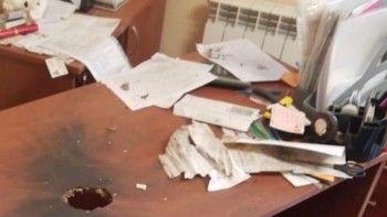 В Казани взорвали офис главы еврейской общины Татарстана