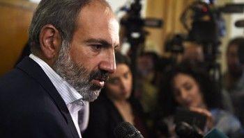Премьер-министр Армении Никол Пашинян подал вотставку