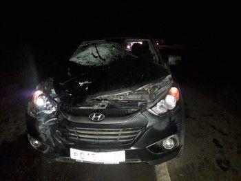 На Серовском тракте насмерть сбили пешехода (ВИДЕО)