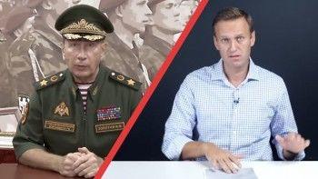 Навальный ответил на вызов главы Росгвардии Золотова (ВИДЕО)