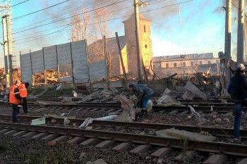 При взрыве назаводе пиротехники под Петербургом погибли два человека (ВИДЕО)