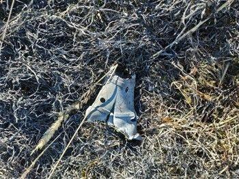 Возле села в Челябинской области взорвалась учебная ракета с бомбардировщика Су-24
