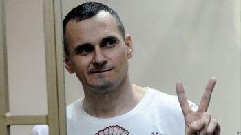 Олег Сенцов стал лауреатом премии Сахарова