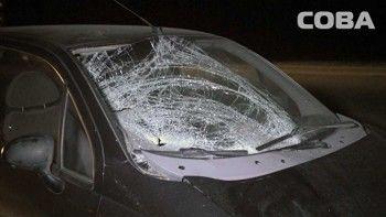 Под Екатеринбургом Daewoo Matiz насмерть сбил пешехода возле«зебры»