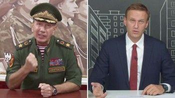 Навальный потребовал изъять углавы Росгвардии дачу (ВИДЕО)