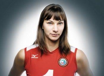 «Уралочка» Евгения Эстес включена в зал волейбольной славы