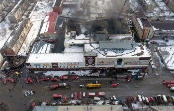 По делу о пожаре в «Зимней вишне» задержали ещё троих подозреваемых