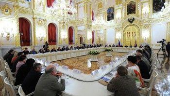 «Ведомости» озвучили планы Кремля сменить около половины членов СПЧ