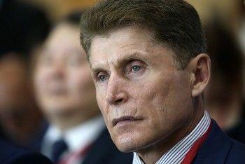 «Дождь»: Олег Кожемяко в случае поражения в Приморье вернётся к руководству Сахалином
