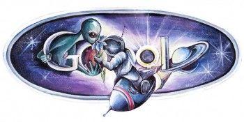 Тагильчанка нарисовала дудл для Google