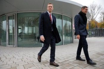 Минюст пообещал вовремя выплатить компенсацию Навальному по решению ЕСПЧ