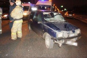 В Нижнем Тагиле пьяный водитель на «Оке» сбил двух женщин