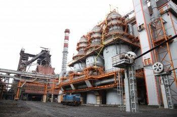 Доменная печь № 7 ЕВРАЗ НТМК претендует на звание лучшего промышленного объекта Свердловской области