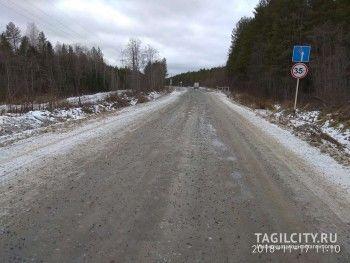 На «путинской» дороге до Серебрянки может появиться пункт весового контроля
