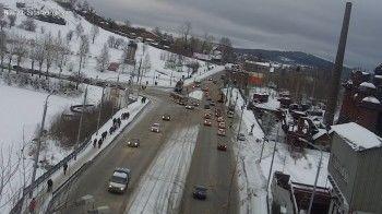 Дорожный коллапс на ГГМ убедил Пинаева в необходимости строительства моста через Тагильский пруд