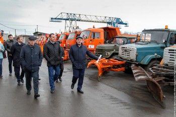 Дорожные службы Нижнего Тагила не справляются с очисткой улиц от снега по новым ГОСТам