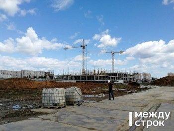 Записывать детей в новую школу на Муринских прудах начнут уже в феврале