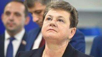 Экс-губернатор Владимирской области стала аудитором Счётной палаты