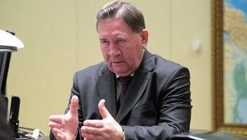 Экс-губернатор Курской области Александр Михайлов получил пост сенатора