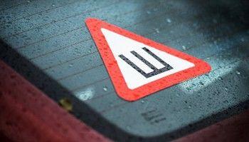 Правительство отменило знак «Шипы» для автомобилей