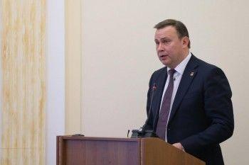 Пинаев рассказал Куйвашеву, как Нижний Тагил собирается переводить школы на одну смену обучения