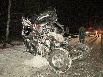 Вмассовом ДТП между Челябинском иЕкатеринбургом погибли пять человек