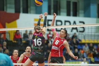 В Нижнем Тагиле «Уралочка-НТМК» одержала волевую победу над дебютантом Суперлиги