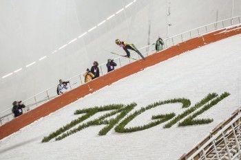 В Нижнем Тагиле прошли этапы Кубка мира по прыжкам на лыжах с трамплина