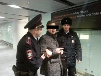 Пьяный тагильчанин едва не сорвал рейс Санкт-Петербург — Москва