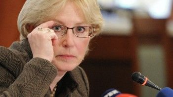 Глава Минздрава Вероника Скворцова заявила о«запредельной смертности» наУрале
