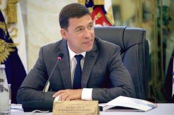 Свердловского губернатора Евгения Куйвашева включили в Высший совет «Единой России»