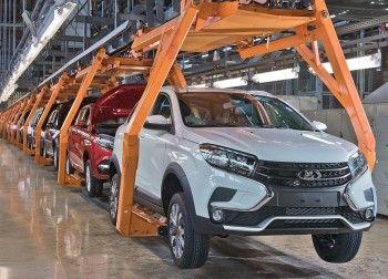 «АвтоВАЗ» отзывает более 40 тысяч Lada Vesta из-за некрашеного диска запасного колеса