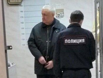 Задержанного начальника СвЖД поместили вИВС полиции Екатеринбурга