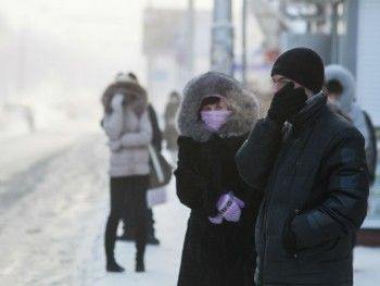 На этой неделе свердловчан ожидают лютые морозы и снег