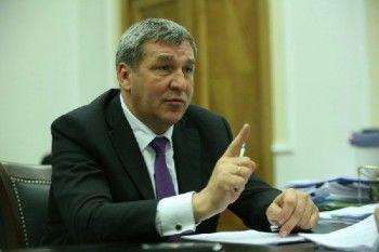 Вице-губернатор Петербурга Игорь Албин ушёл вотставку