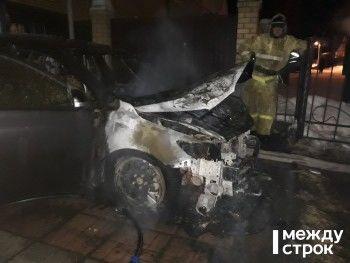 В Нижнем Тагиле сожгли автомобиль PR-директора TagilCity.ru