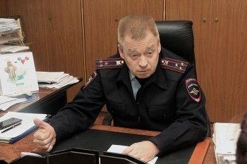 Главе полиции Первоуральска отменили домашний арест