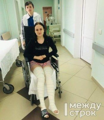 «Врачи готовили меня к операции, не понимая, что у меня не один перелом, а три». Тагильский депутат Мария Лисина пожаловалась в Минздрав на ужасное отношение персонала Демидовской больницы
