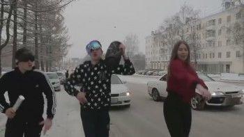 Полиция Нижнего Тагила начала проверку в отношении блогеров, которые частично перекрыли проспект Ленина для съёмок видеоролика