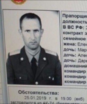 В одной из воинских частей Екатеринбурга погиб военнослужащий